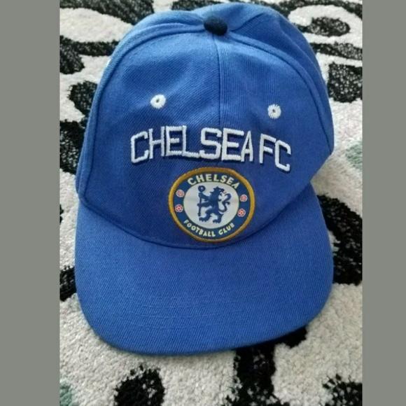 e13ab861d27 Chelsea football soccer team hat baseball cap. M 5a861c438290affc6cabae11